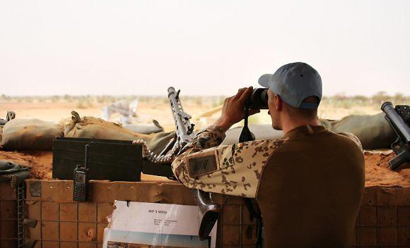 Wird Deutschland jetzt in Mali verteidigt?