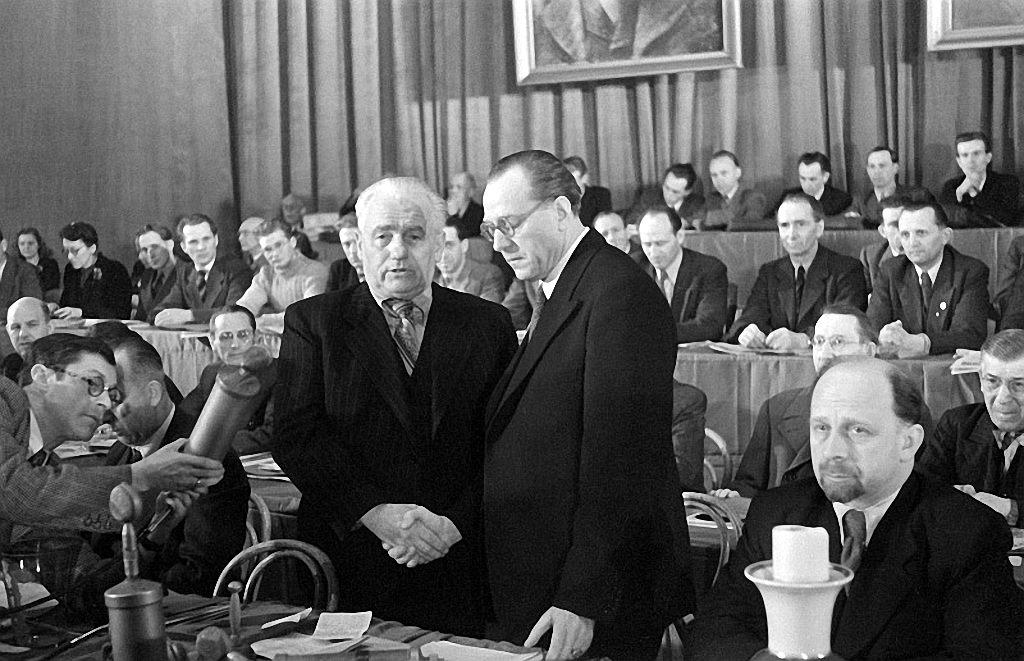 außenministerkonferenz london 1945